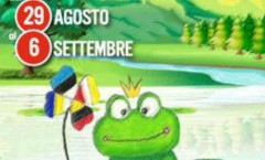 Fine settimana a Paganico con la Sagra della Granocchia (28 agosto)
