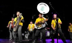 Grey Cat Jazz Festival, i MagicaBoola Brass Band brass band a Follonica (11 agosto)