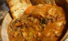 Montemassi, fine agosto con la Zuppa di Pane con Cipollotto
